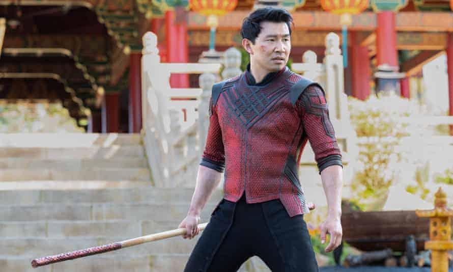 Shang Chi Fighting source Yahoo